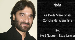 Nadeem Sarwar Archives - Abul Hasan Lakhani
